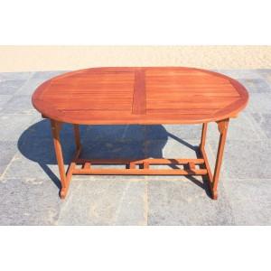 Solid Wood Outdoor Set/ Patio Garden Furniture- Vanamo Set 1