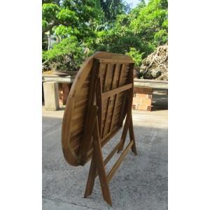 Outdoor wooden Boston Set