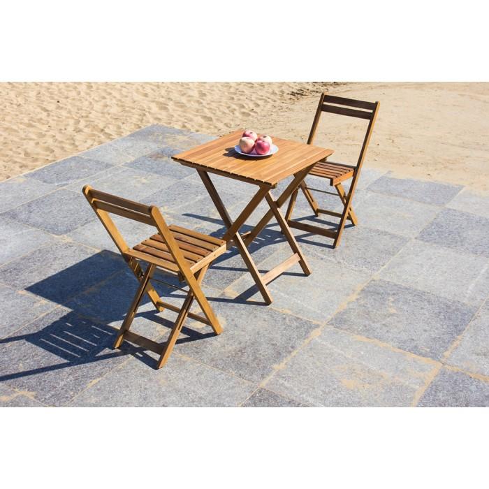 rattan wicker outdoor set patio garden furniture square foldable