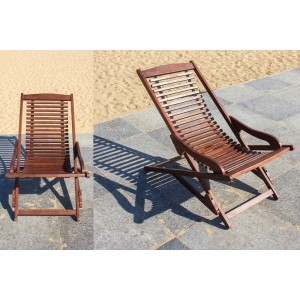 IPRO Solid Wood Outdoor set, Rocking Relax Chair