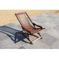IPRO Solid Wood Outdoor set/ Patio Garden furniture -Rocking Relax Chair