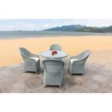 Rattan wicker outdoor set/ Patio Garden furniture -Royal Set