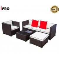IPRO Patio Garden furniture, Sofa Set 25