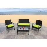 Rattan wicker outdoor set/ Patio Garden furniture -Sofa Set 0