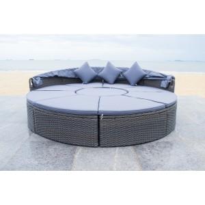 Round Sunbed