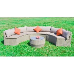 Round Sofa set
