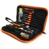 JAKEMY JM-P03 16 IN 1 ELECTRIC SOLDERING IRON FLUX KIT DIY WELDING TOOL SET