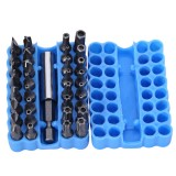 33PCS CRV HOLLOW BIT AIR SCREWDRIVER EXTENSION ROD