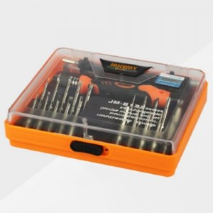 JAKEMY JM-8133 23 IN 1 SCREWDRIVER SET DISASSEMBLED TOOL (COLORMIX)