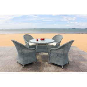 IPRO Poly Rattan wicker outdoor set/ Patio Garden Set - Royal Set