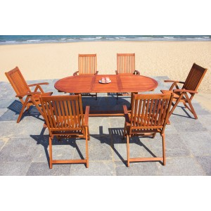 IPRO Solid Wood Outdoor Set, Vanamo Set