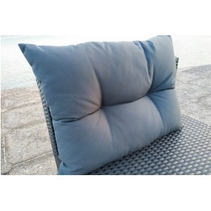 IPRO Patio Garden furniture  -  Button Type Back Pillow