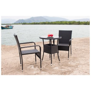 IPRO Bistro Set 2S - Round Table