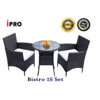 IPRO Bistro Set 2S with Dining Chair