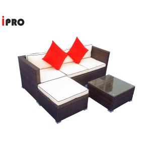 IPRO Rattan Sofa Set 25