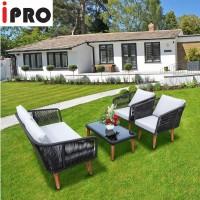 IPRO Outdoor Furniture Rope Sofa Set 1
